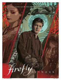 Firefly Artbook Printed in Blood