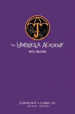 Umbrella Academy Library Edition Vol 3: Hotel Oblivion