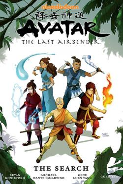 Avatar: The Last Airbender: The Search Omnibus