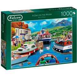 A Day on the River (1000 pcs)