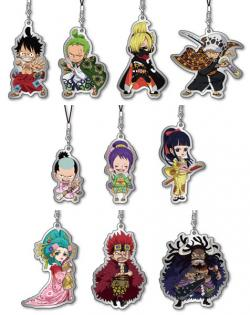 Metal Charm Strap Wano Country Ver.