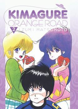 Kimagure Orange Road Omnibus Vol 2