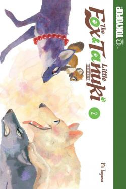 The Fox and the Little Tanuki Vol 2