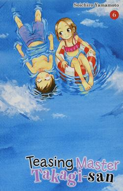Teasing Master Takagi San Vol 6