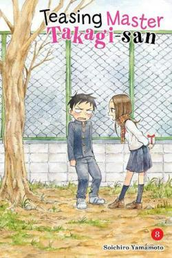 Teasing Master Takagi San Vol 8