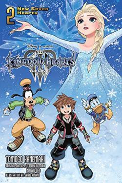 Kingdom Hearts III Novel Vol 2
