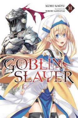 Goblin Slayer Light Novel 10