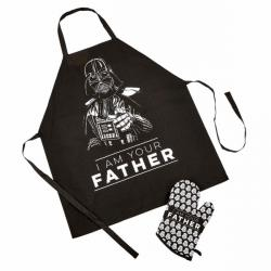 Apron & Oven Glove Set I Am Your Father