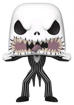 Jack Skellington Scary Face Pop! Vinyl Figre