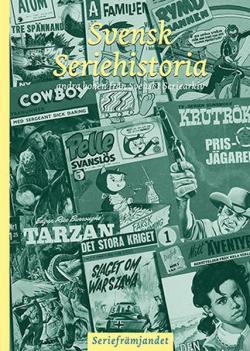 Svensk seriehistoria: andra boken