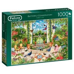 Butterfly Conservatory (1000 pcs)