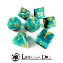 Soul Guide (set of 7 dice)