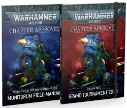 Warhammer 40.000: Grand Tournament Chapter Approved