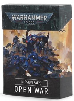 Mission Pack: Open War Cards