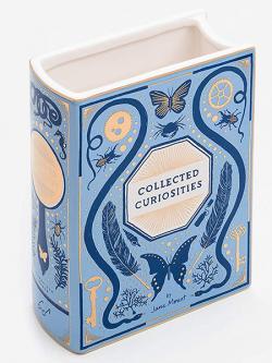 Collected Curiosities Ceramic Vase
