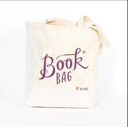 Book* (Wine) Tote Bag