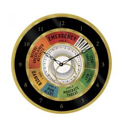 Wizarding World Wall Clock Emergency