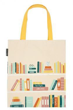 Bookshelf Tote