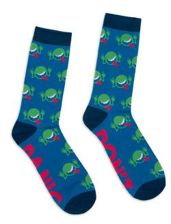 Hitchhiker's Guide to the Galaxy Socks (Size Small)