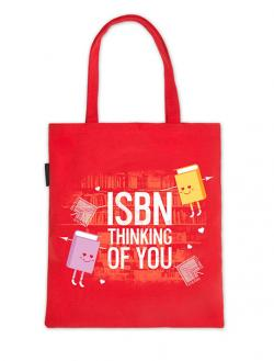 ISBN Thinking of You Tote