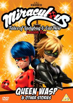 Miraculous: Tales of Ladybug and Cat Noir: Queen Wasp & Other