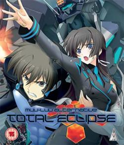 Muv-luv Alternative Total Eclipse Complete Collection