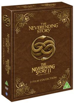 Never Ending Story 1 & 2/Den oändliga historien 1 & 2