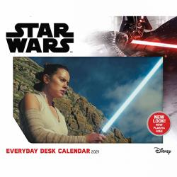 Star Wars Day-to-Day 2021 Calendar