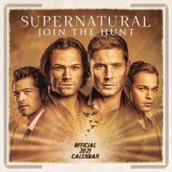 Supernatural 2021 Wall Calendar