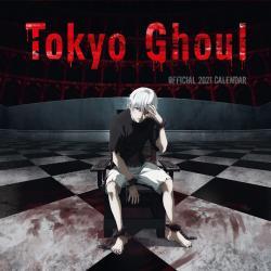 Tokyo Ghoul 2021 Official Calendar