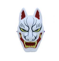 Folk Art Mask Kitsune (Fear)