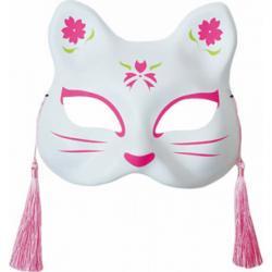 Half Mask Neko (Sakura Cat)