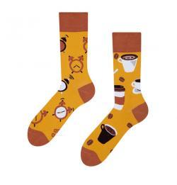 Coffee Time Socks size 35-38