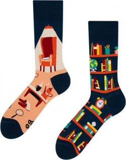 Library Socks size 43-46