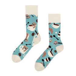 Sloth in a Cup Socks size 43-46