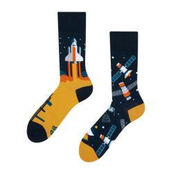 Space Rocket Socks size 43-46