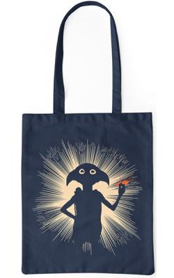 Harry Potter Canvas Bag/Tote Dobby