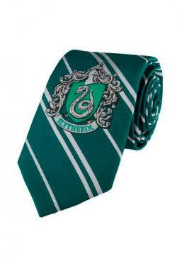 Harry Potter Tie Slytherin Crest New Edition