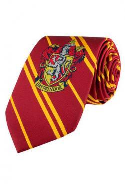 Harry Potter Tie Gryffindor Crest New Edition