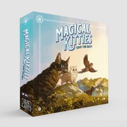 Magical Kitties Save the Day! RPG Box Set
