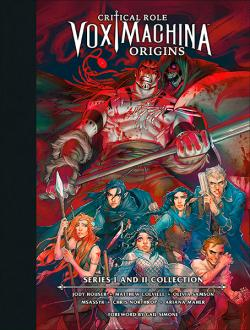 Critical Role Vox Machina: Origins Series I and II Collection