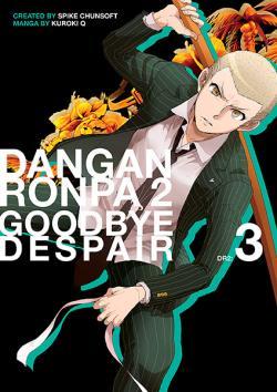 Danganronpa 2 Goodbye Despair Vol 3