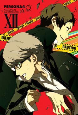 Persona 4 Vol 12