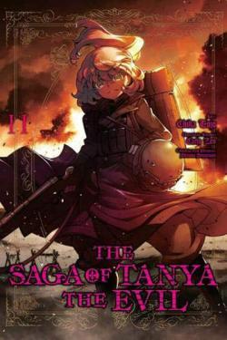 Saga of Tanya Evil Vol 11