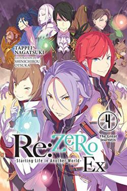 Re: Zero Ex Light Novel 4