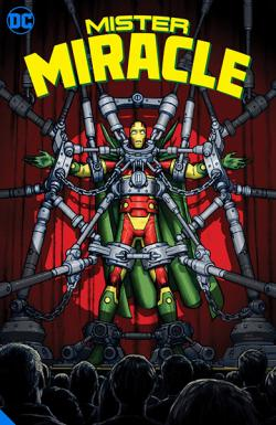 Mister Miracle Deluxe Edition