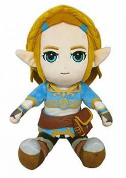 Breath of the Wild Zelda Plush