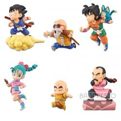 WCF ChiBi PVC Statues 7 cm 30th Assortment Anniversary Vol 1