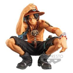 Statue King Of Artist Portgas D. Ace Special Ver. 13 cm
