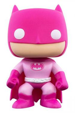 Batman Breast Cancer Awareness Pink Pop! Vinyl Figure